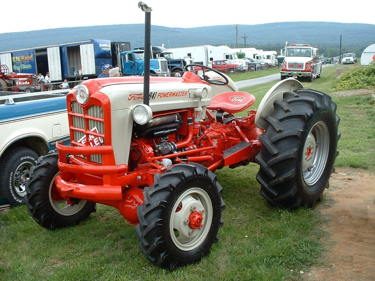 Ford 901 Powermaster Tractor : Ford powermaster tractor for sale