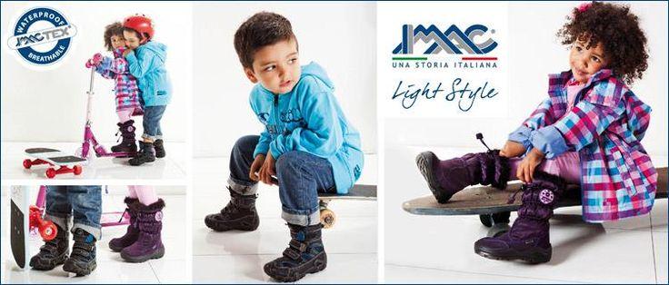 Детская обувь имак
