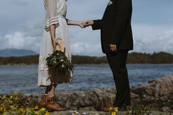 This Barkley Sound elopement is equal parts scenic and sweet   Tomasz Wagner Photo & Films