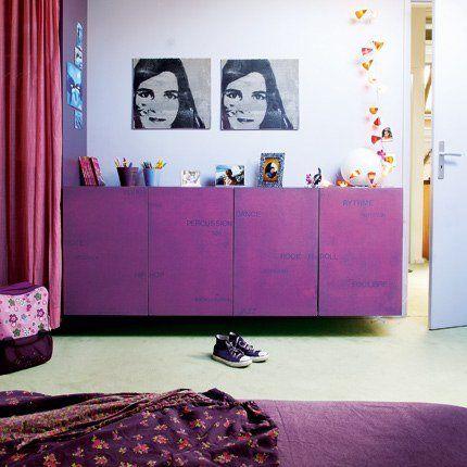 Chambre d'ado - Marie Claire Maison