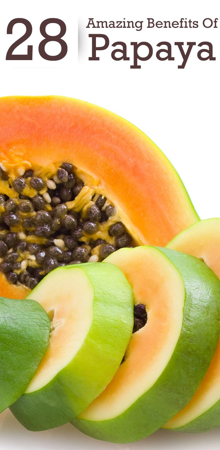 28 Amazing Benefits Of Papaya For Skin, Hair And Health