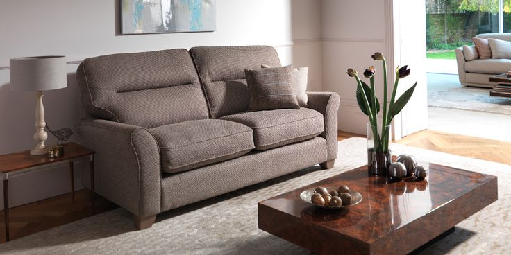 Gemma 3 Seater Sofa by G Plan. Available from Rodgers of York #Sofa #Home