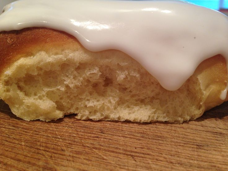 Iced Buns - Paul Hollywood recipe #baking #recipe