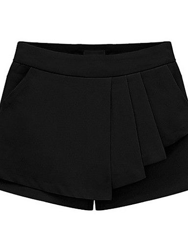 Shorts ( Gasa )- Casual/Trabajo Mujer 3709049 2016 – $8.99