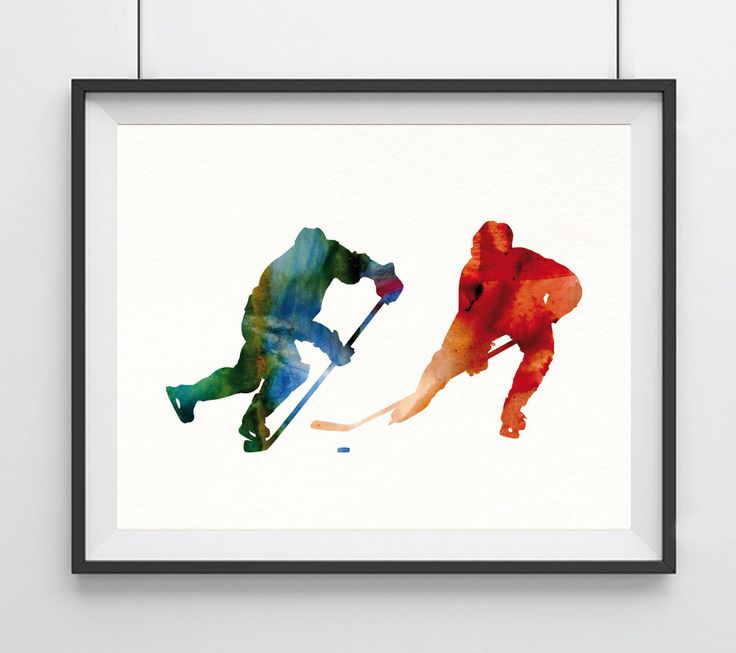 Hockey Gift Hockey Decor Hockey Art watercolor print Hockey poster Hockey player print Sport poster wall art Hockey decor sports decor-69 by Hirondella on Etsy https://www.etsy.com/ca/listing/269552987/hockey-gift-hockey-decor-hockey-art