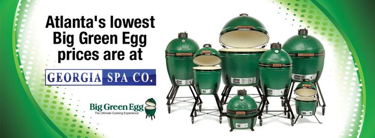 Atlanta's lowest Big Green Egg prices!