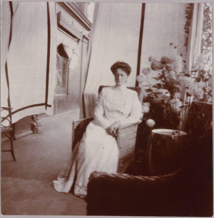 #Tsarina Alexandra Feodorovna of Russia