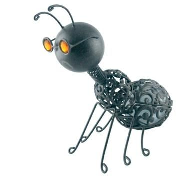 Ant Lamp for a garden