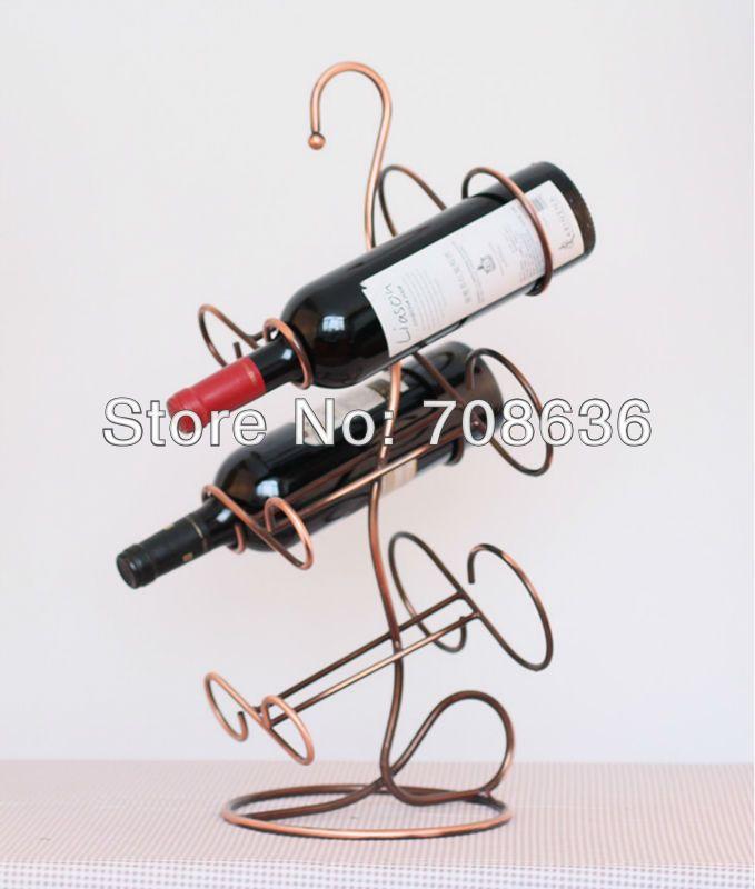 fashion  wine bottle holder wine racks for sale $17.00