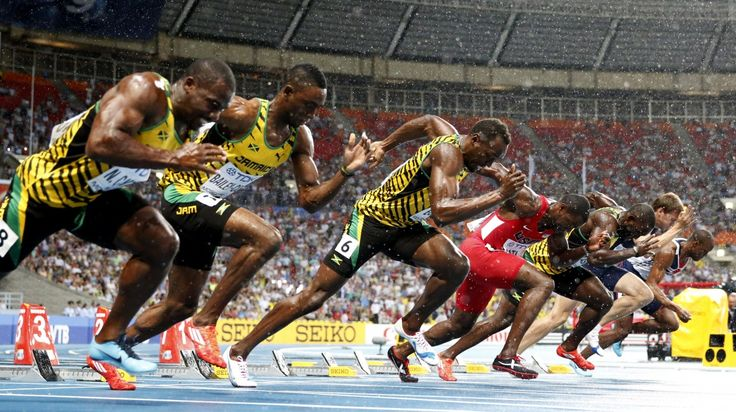 【Bookmaker】Bolt vs. Gatlin, Gatlin vs. Bolt. Who will be the Fastest Man Alive? Online bookies bet365 & Bwin go in-depth as to who's the front runner in all of the events surrounding the 2015 World Championships in Beijing.