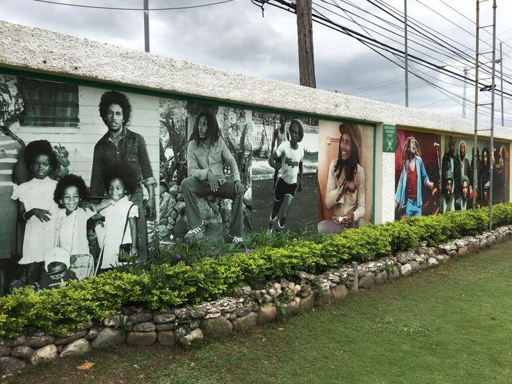 ジャマイカ・キングストン : ボブ・マーリー博物館