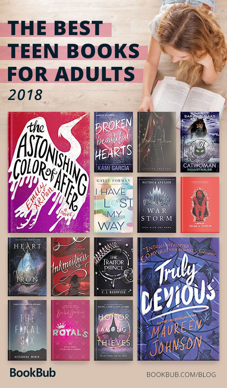 24 Teen Books Coming in 2018 That Adult Readers Will Love in
