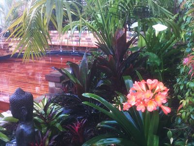 Balinese Garden Design and Construction Sydney - Landscapers Sydney
