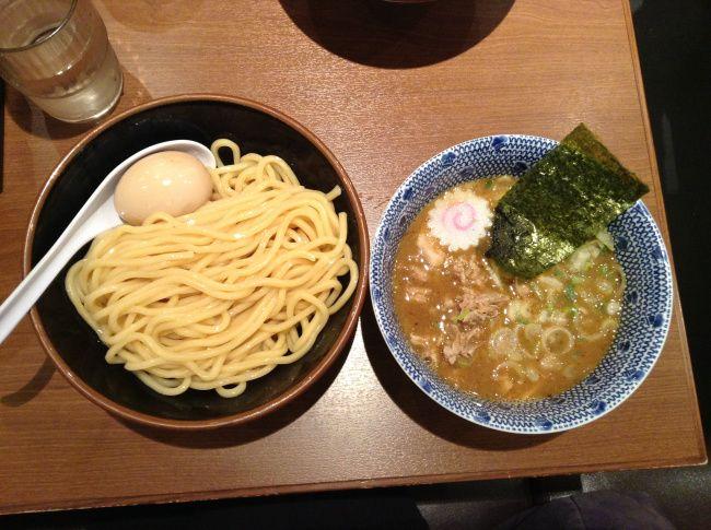 Tokyo Ramen Street – Rokurinsha Tsukemen
