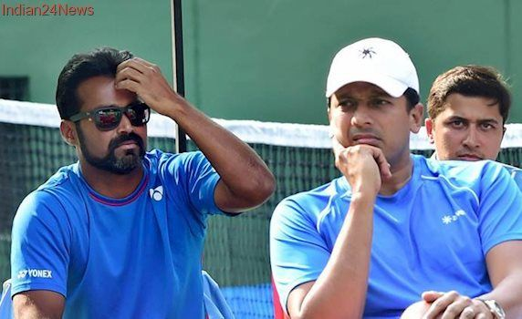 Mahesh Bhupathi recalls success with Leander Paes