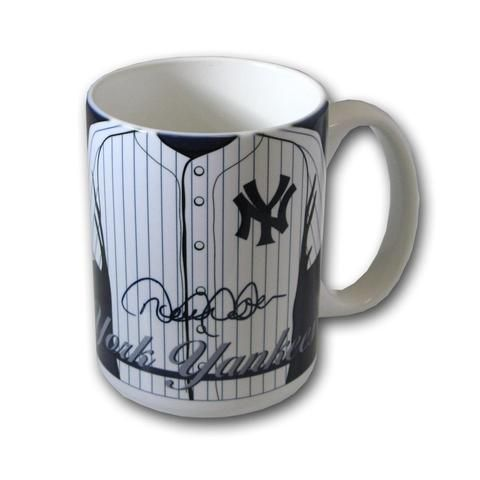 New York Yankees Derek Jeter Jersey Coffee Mug