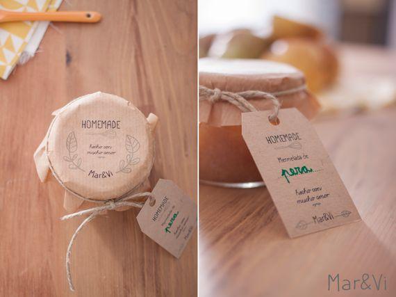 Marmellate da regalare, etichette da stampare gratis