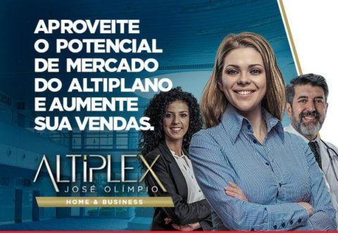 O Altiplex será entregue em 2018