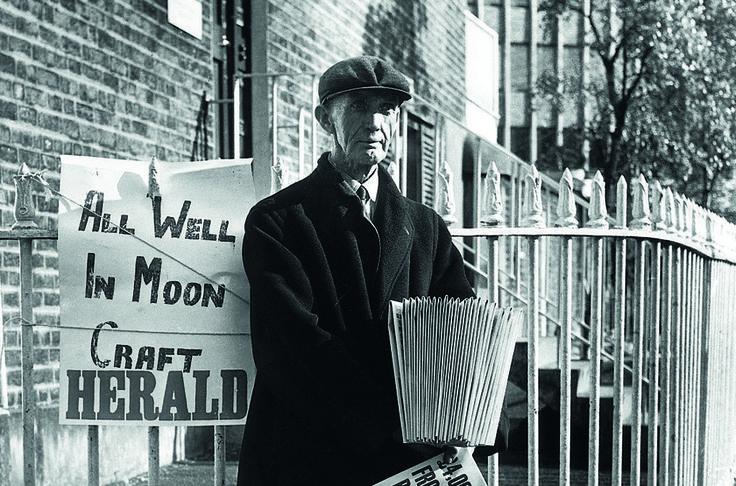 Bill Doyle LEESON STREET, DUBLIN 1969