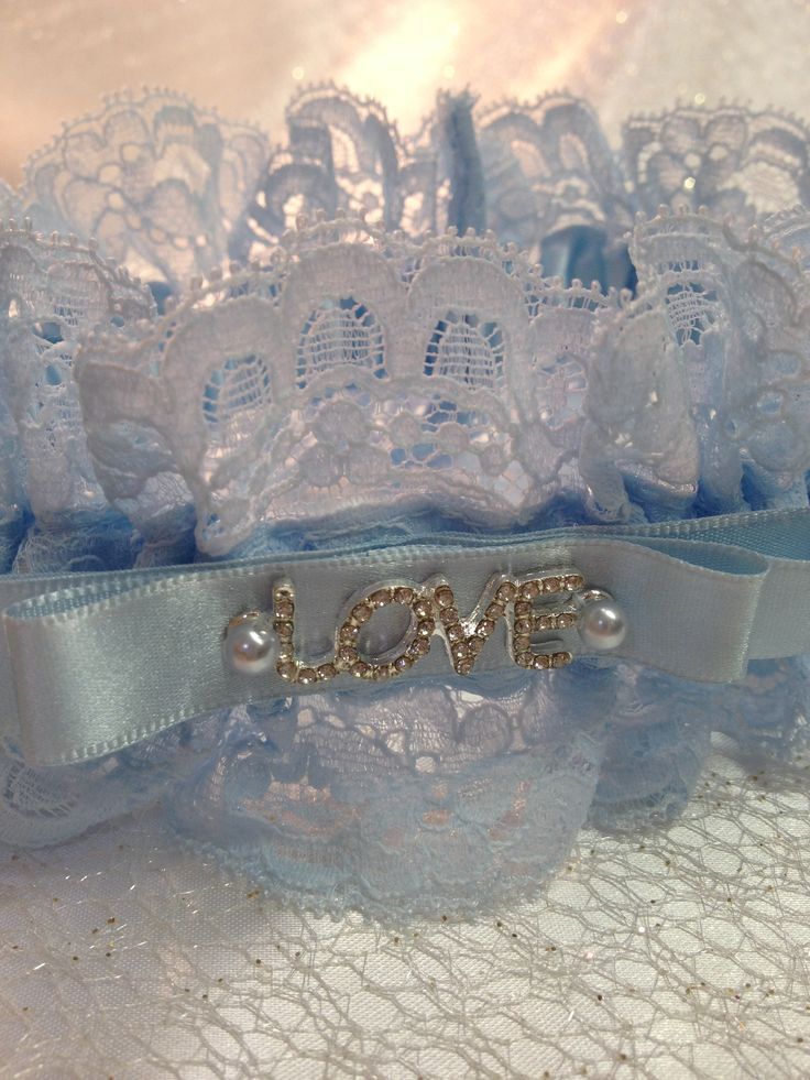 "The "" Mirabelle "" Blue Garter Set. Ships worldwide. Wedding Garters of distinction. https://www.etsy.com/listing/200550146/wedding-garter-the-mirabelle-soft-blue?ref=shop_home_active_20"