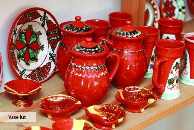 Romanian pottery