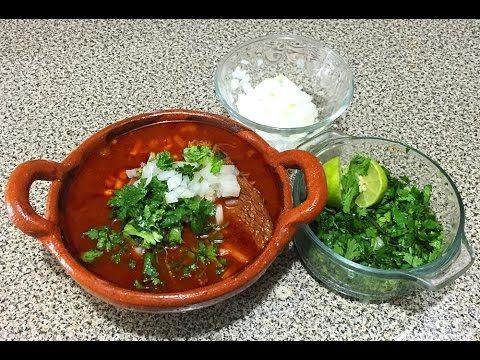 Birria de Res Estilo Michoacán | Recetas deliciosas - YouTube