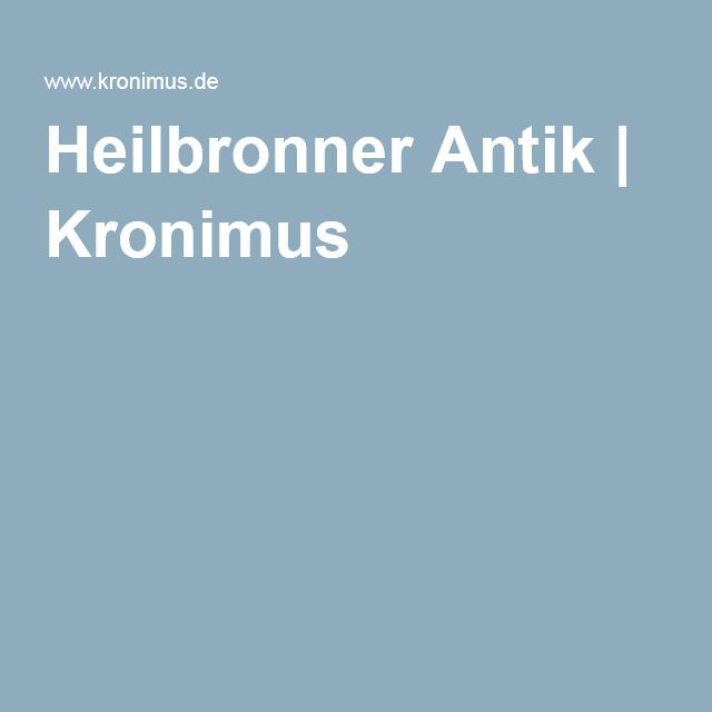 Heilbronner Antik | Kronimus