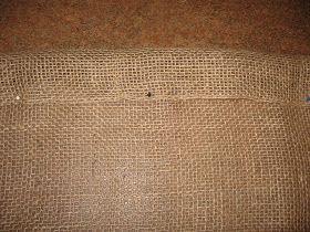 graceful little honey bee 1hour burlap kitchen curtains tutorial