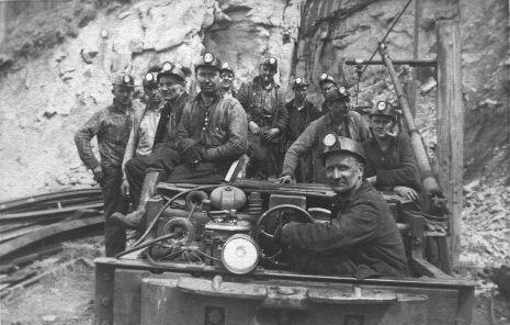 West Virginia Coal Mining Communities