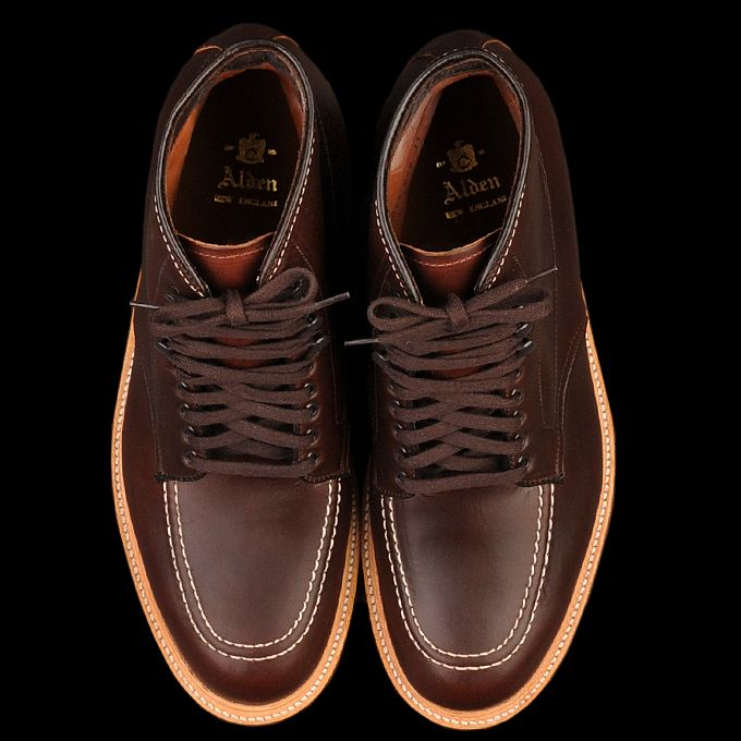 UNIONMADE - Alden - Indy Boot in Brown Chromexcel 403