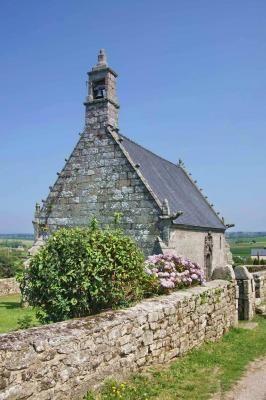 Chapelle de Pénity à Goulven, Finistère  L'art dans les chapelles du Léon