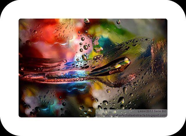 La Fotografía Efectista Abstracta. Fotos Abstractas. Abstract  Photos.: Foto Abstracta 3399  Mutua Gaudens