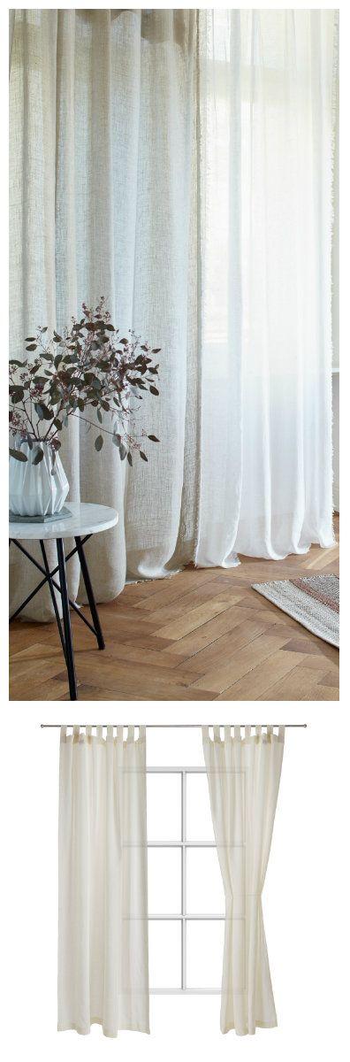 die besten 25 gardinen wohnzimmer ideen auf pinterest wohnzimmer vorh nge einfache vorh nge. Black Bedroom Furniture Sets. Home Design Ideas