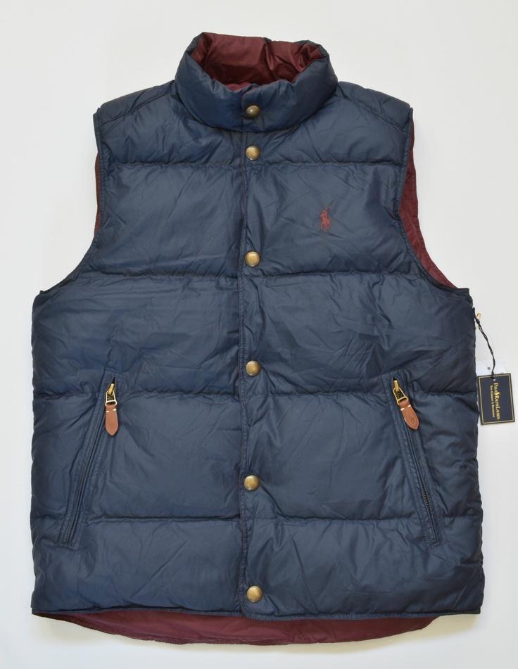 Polo Winter vest.