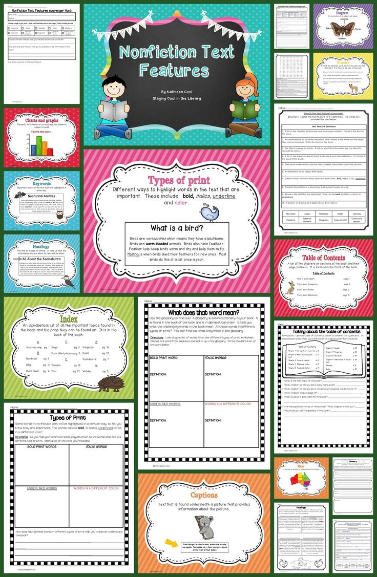 worksheet Text Feature Worksheets meer dan 1000 over text features worksheet op pinterest teach your students about nonfiction includes posters worksheets and assessment