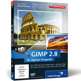GIMP 2-8 für digitale Fotografie - Packshot - Tribe Online Magazin