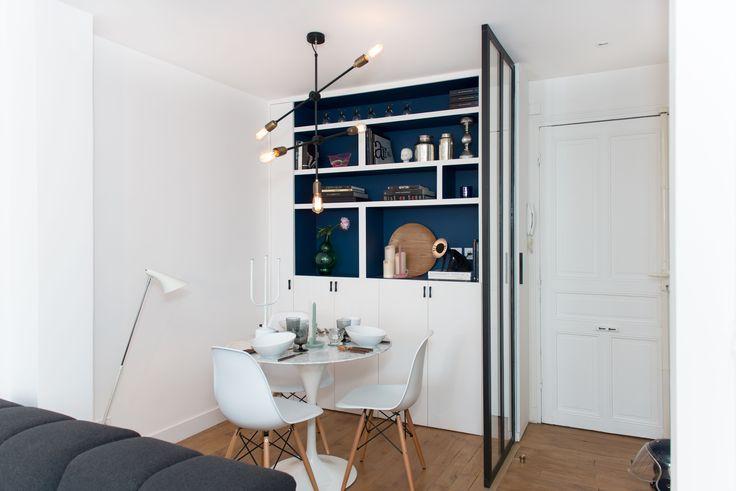 Plus de 1000 id es propos de salles a manger dining - Petite verriere interieure ...