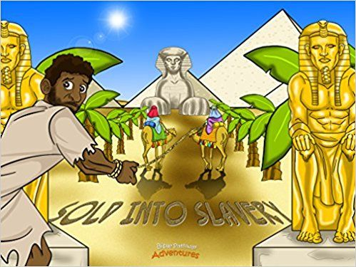 Sold into Slavery | The Life of Joseph: Bible Pathway Adventures: 9780473384197: Amazon.com: Books