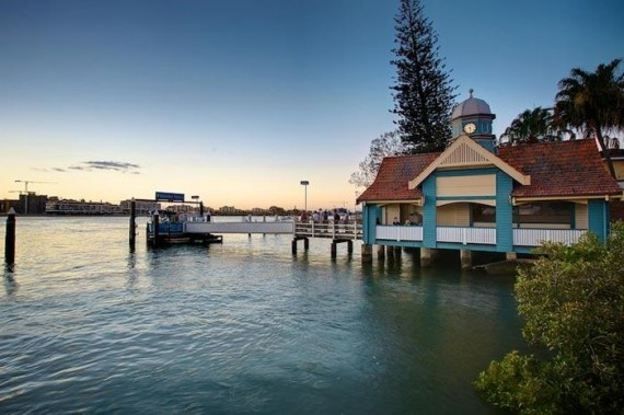 Bulimba Ferry