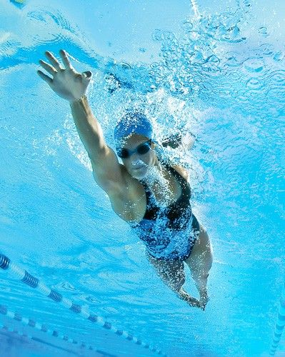 How to Swim For Fitness and Weight Loss #stepbystep