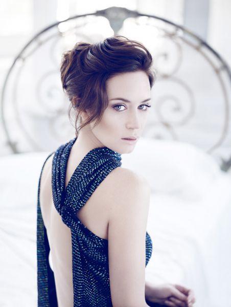 Emily Blunt | More lusciousness here: http://mylusciouslife.com