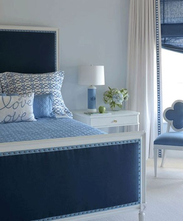 Stephanie Kraus Designs Blue And White Living Room A: Pin By Stephanie On Decorating With Blue & White