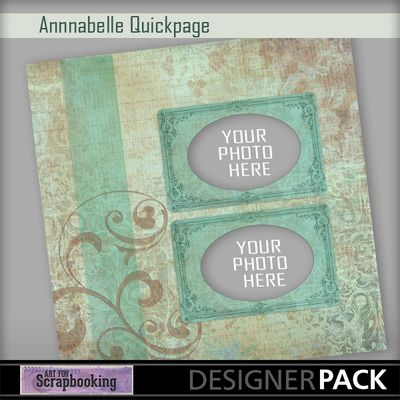 Annabelle Quickpage