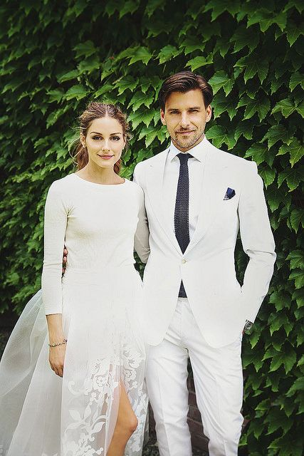 Olivia's wedding dress