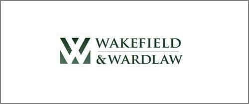 Wakefield & Wardlaw Law Firm Logo Design by lawpromo.com #lawfirm #attorney #logodesign #lawyer #webdesign