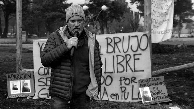 Sergio Maldonado, hermano del joven desaparecido en Chubut, afirmó que encontraron una boina y que testigos confirman golpiza - 08.08.2017