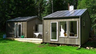Summer house at Limön, Gävle
