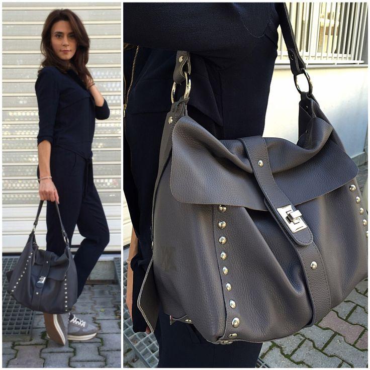 Handmade Italian leather bags  Shop online at www.adelevivian.com Ship worldwide