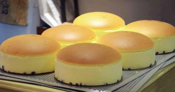 Cheesecake japonez din numai 3 ingrediente: desert ușor, rapid și extrem de gustos, care a devenit tot mai popular în ultima vreme. Încearcă-l și vei vedea de ce