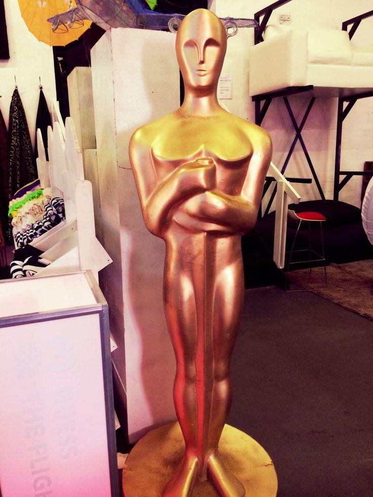 Oscar award prop